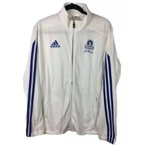 Adidas 2013 Boston Marathon Patriots Day Jacket L